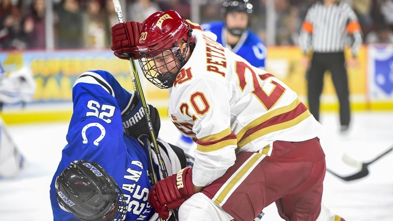 Cooley, Pettersen Named NCHC Players of the Week - University of Denver