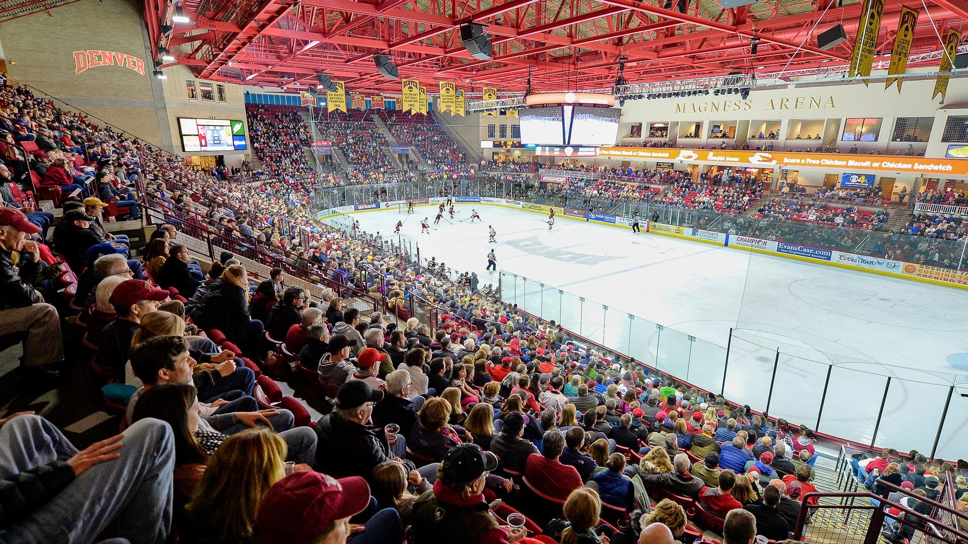 NCHC Announces 2019-20 Conference Schedule