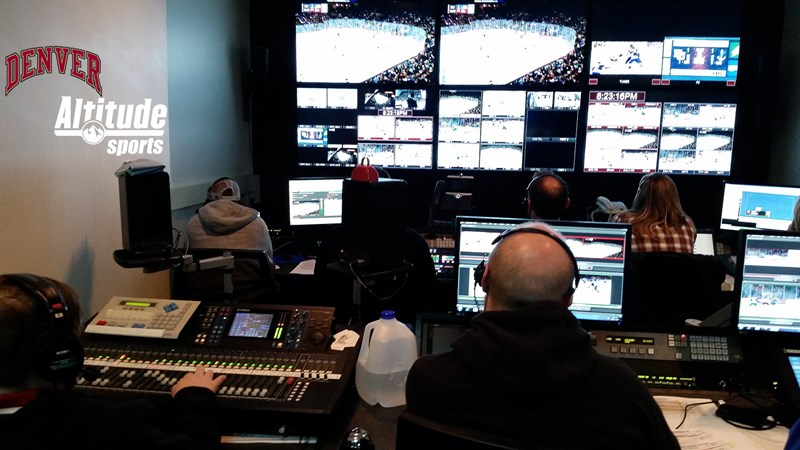 Altitude Adds Additional Broadcast Replays to July Calendar - University of Denver Athletics